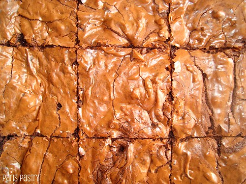 Heath® Toffee Brownies