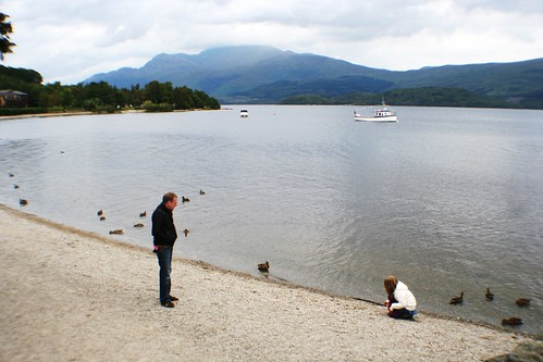 Loch Lomond Shore, Luss