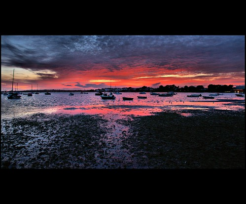 Mudeford Sunset