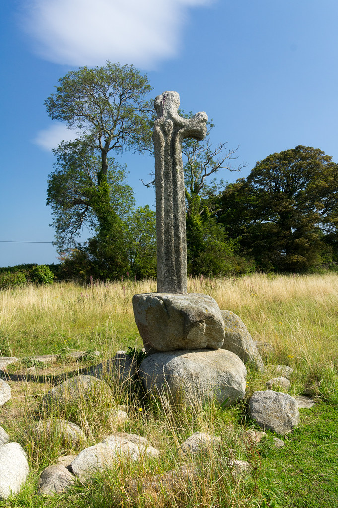 A Walk In The Country - Laughanstown, Tully Church And Burial Ground