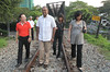 Rail line to open to public, Sep 2