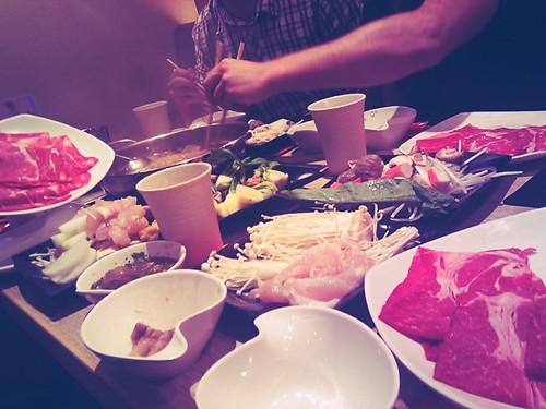 AMI牛阵聚餐