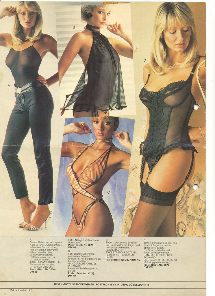 0842c1e4891 Have a bit part in a Stryper video  Plan on pleasuring Kip Winger back  stage  Have no fear. These catalogs have everything you ll need to fit any  illicit ...