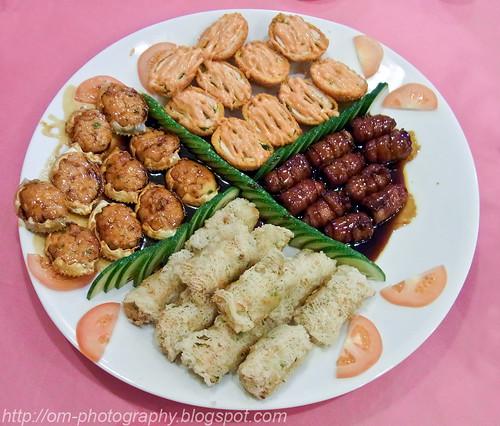 restoran de maw 四热荤 Four Hors D'oeuvres. R0014260 copy