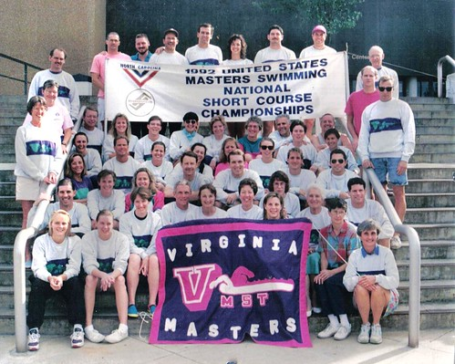 VMST at 1992 SCY Nationals
