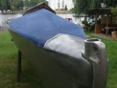Bugspitze vom RZ 85 ( Pouch Faltboot)