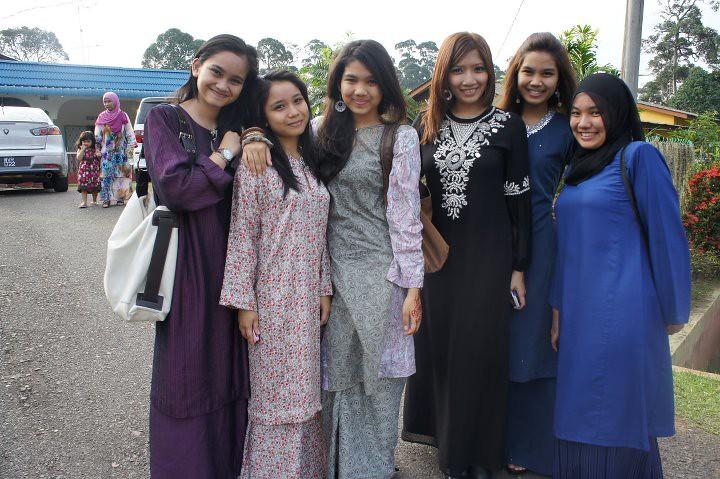 Cousins @Segamat, Mom's side