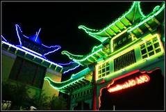 China Town @ night (Lori_Bucci_Photography) Tags: china california travel tourism night la town losangeles neon chinatown citylights touristattraction loribucciphotography loribucci lorilockhartbucci