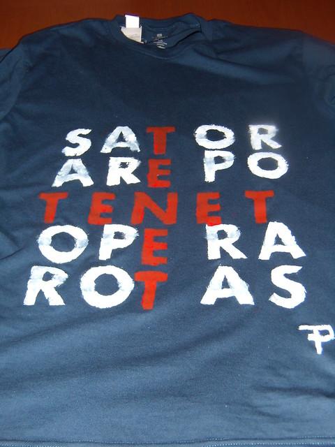 SATOR t-shirt