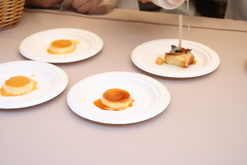 Creme Caramel at The Taste
