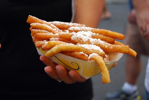 Hershey - Funnel Fries