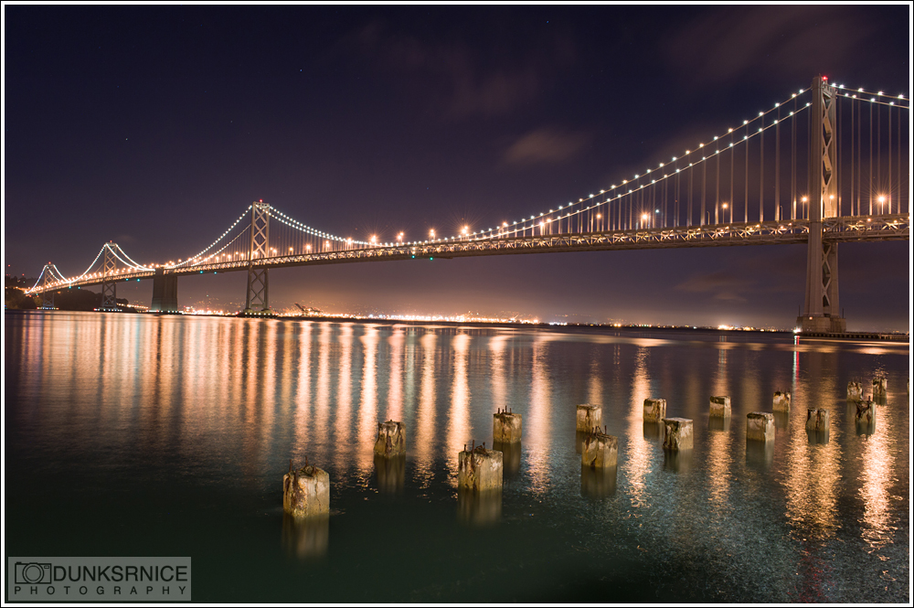 Bay Bridge, San Francisco.
