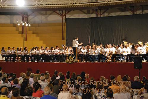 Concierto Unión Musical Santa Cecilia 12-08-2011
