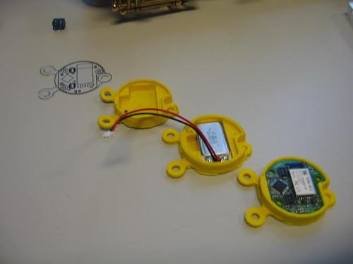 Electro Behuizing / Pogobed