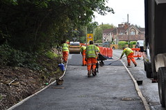 Five Arches Greenway Construction - Day 211 (WestfieldWanderer) Tags: geotagged cyclepath radstock midsomernorton 5archesgreenway geo:lat=5128140841551225 geo:lon=2482321863754237