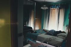 The sleeping room (La Tì / Tiziana Nanni) Tags: portraits bedroom skin mother mum mamma stories ritratti evanescence madre sleepingroom womenportraits