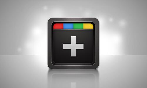 Google+ app icon