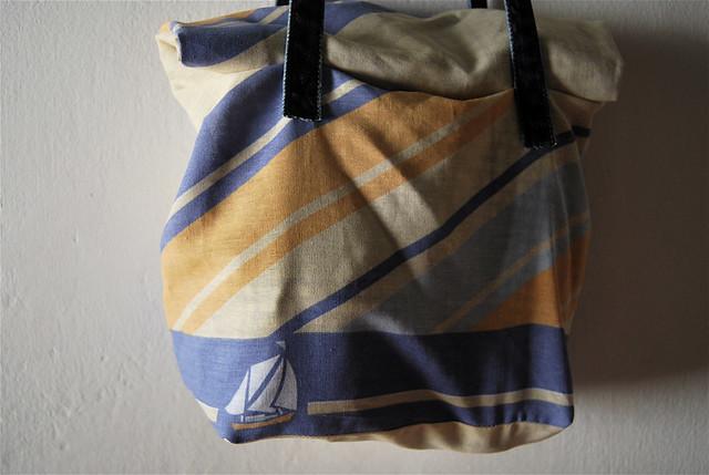 sail ahoy! :: lunchbag