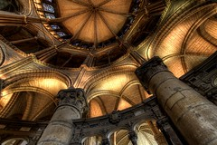 Basilique saint remi (4 sur 12) (sylvain.landry) Tags: france monument saint canon photography eos photo bestof raw photos reims hdr remi basilique