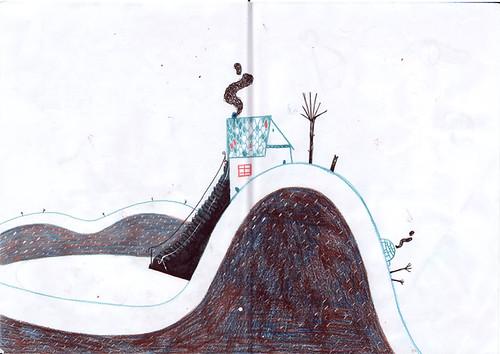the highest hill by duegiraffe