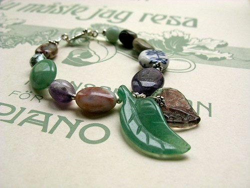 Herbal Garden 2 bracelet