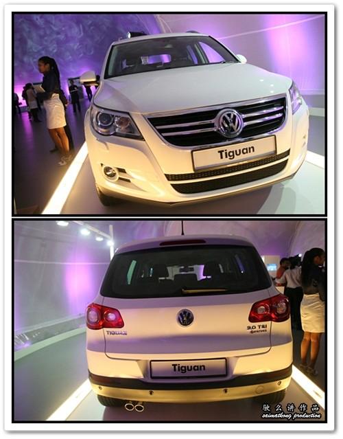 Das Auto : Volkswagen Tiguan