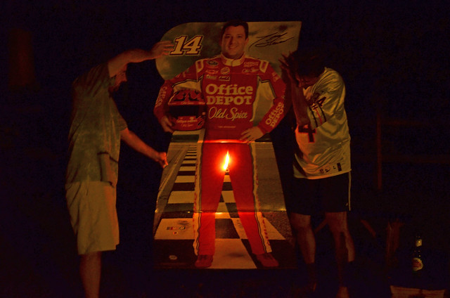 the sacrifice of tony stewart