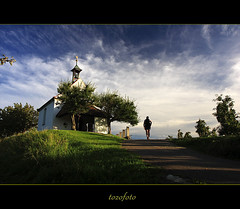 (tozofoto) Tags: trees light shadow sky travelling colors clouds canon germany landscape bayern kate natur chapel bodensee badenwrtemberg flickraward tozofoto saariysqualitypictures magicunicornverybest