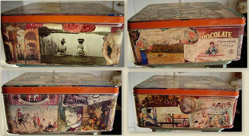 Belle Epoque Decoupage by Anna Amnell