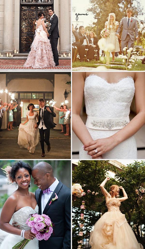 Omaha, Nebraska Wedding Planner gowns