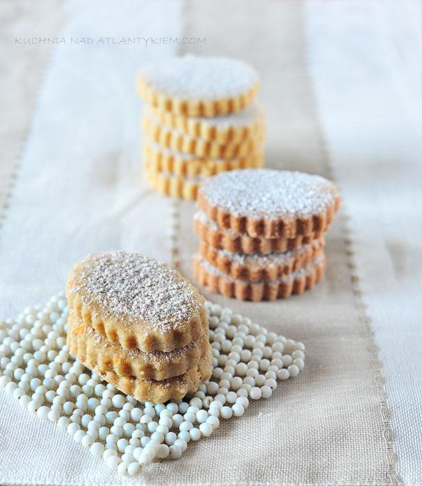 Spanish cookies - Polvorones