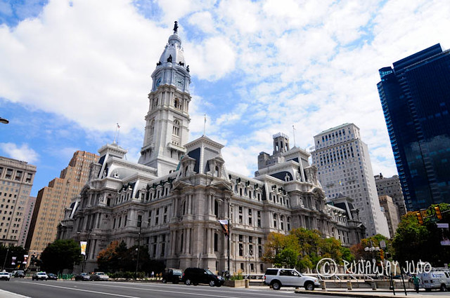 Philly City Hall