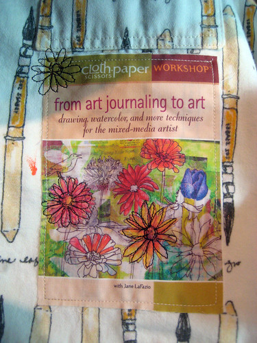 from art to art journaling