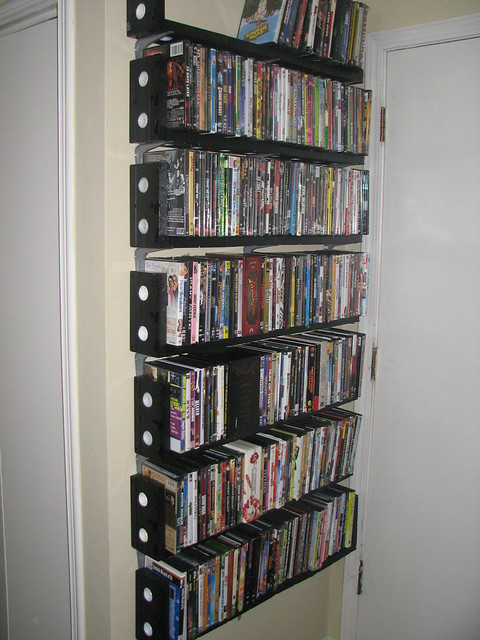 New shelves!