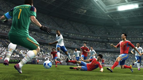 Pro Evolution Soccer 2012 para PS3