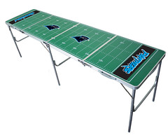 Carolina Panthers Tailgating, Camping & Pong Table