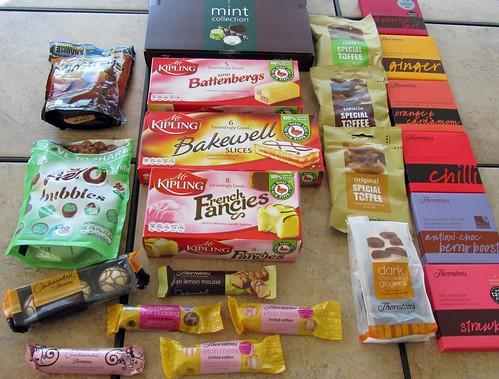 British Sweets, ftw!
