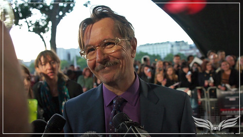 The Establishing Shot : Tinker, Tailor, Soldier, Spy Premiere - Mr. Gary Oldman (George Smiley) by Craig Grobler
