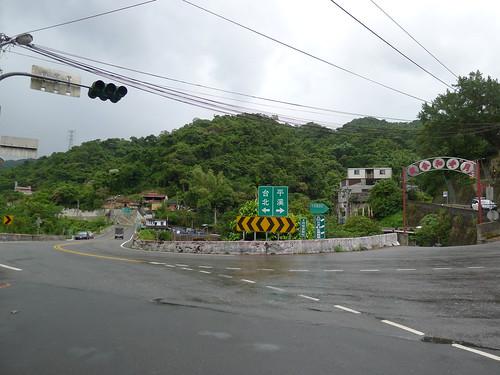 石碇的三環路-台北、平溪、坪林