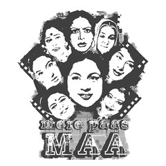 Mere Paas Maa Hai - FilmyTee Design Contest First Runner-Up