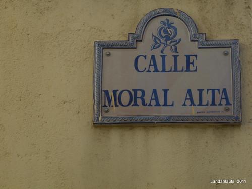Calle Moral Alta