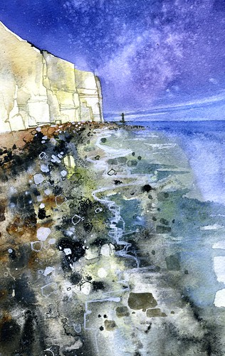 Beachy Head by Paul Steven Bailey