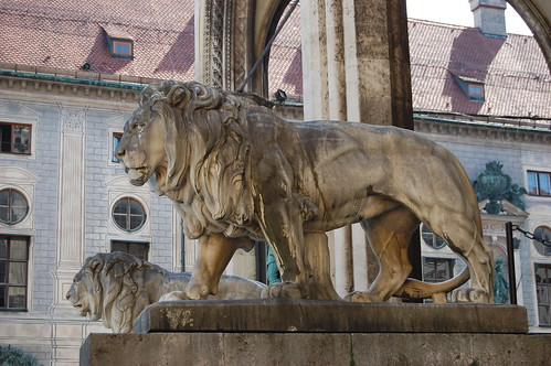 Odeonsplatz, Munich