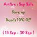 Artfire : Sale
