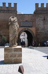 Puerta de entrada a Tarifa