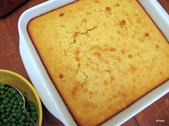southern style sweet cornbread