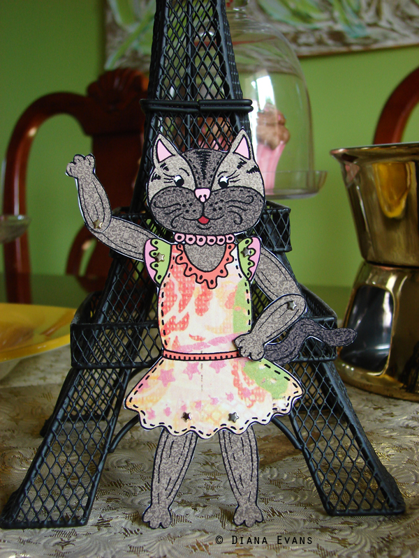 cat paper doll5