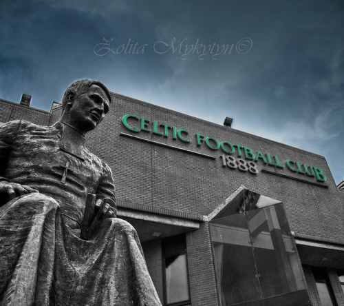 Celtic Football Club by xxx zos xxx
