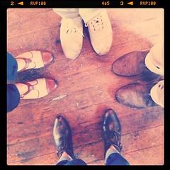 Shoe shot, Portland