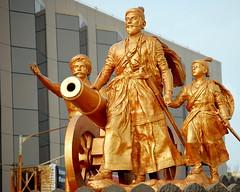 Shivaji Statue - Mumbai
